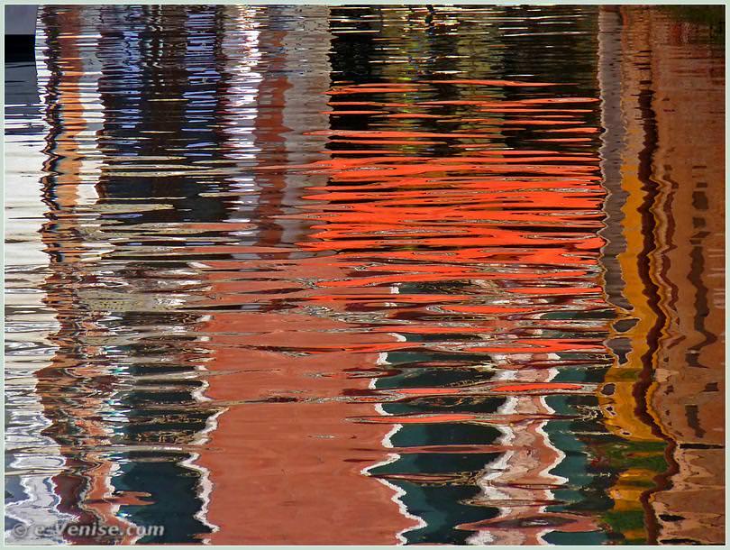 Miroirs reflets et couleurs de venise e for Miroir nightclub rio