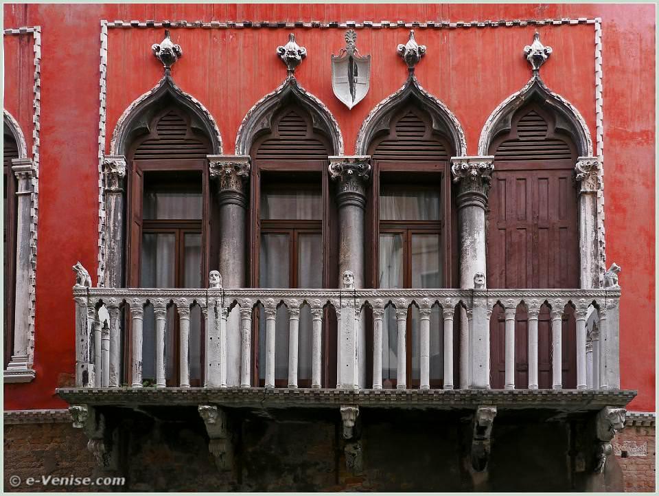 Le palais bradadin carabba maison de casanova venise e for Maison casanova