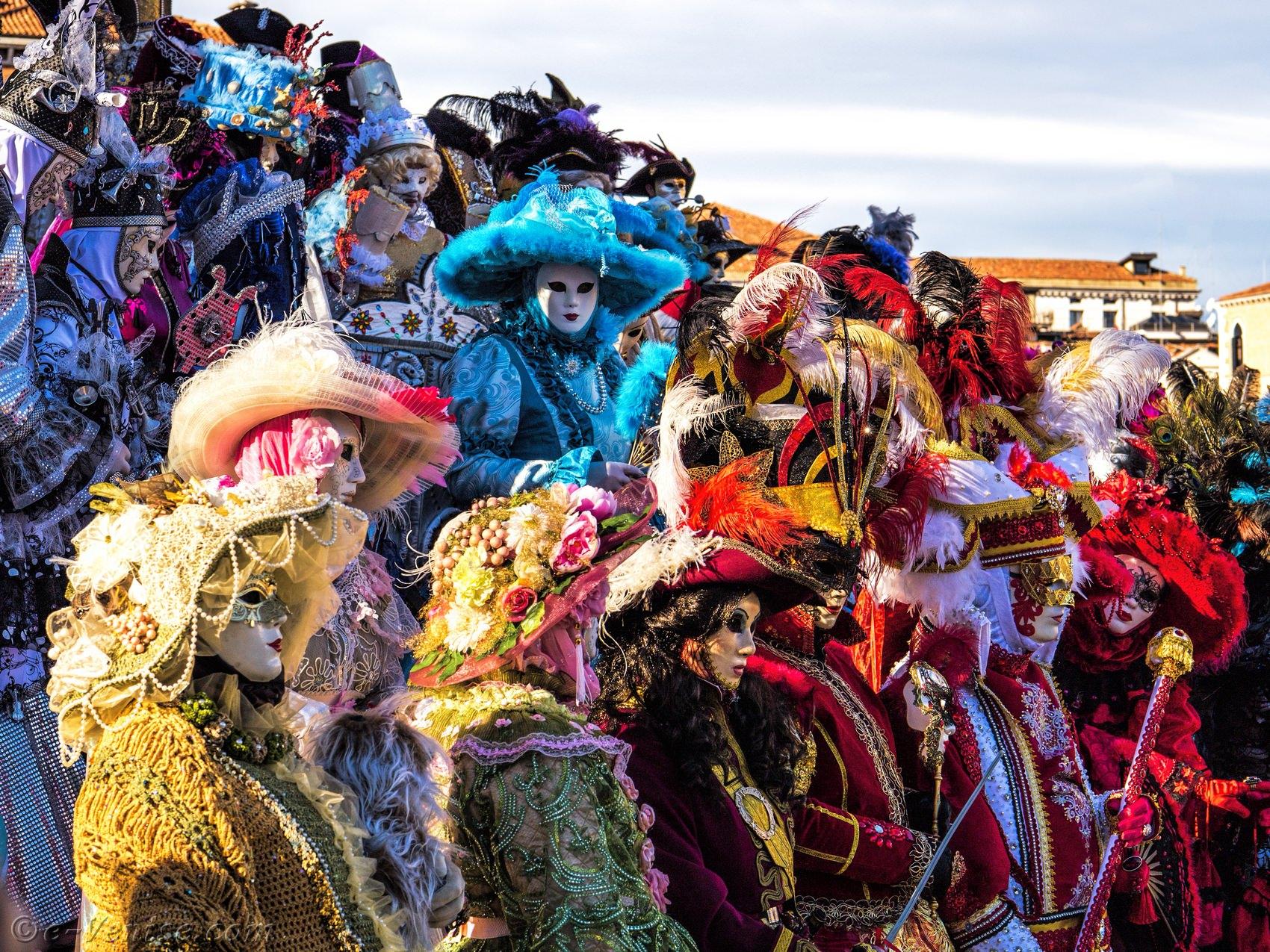 Favorit Calendrier Programme complet du Carnaval de Venise 2018 KZ45