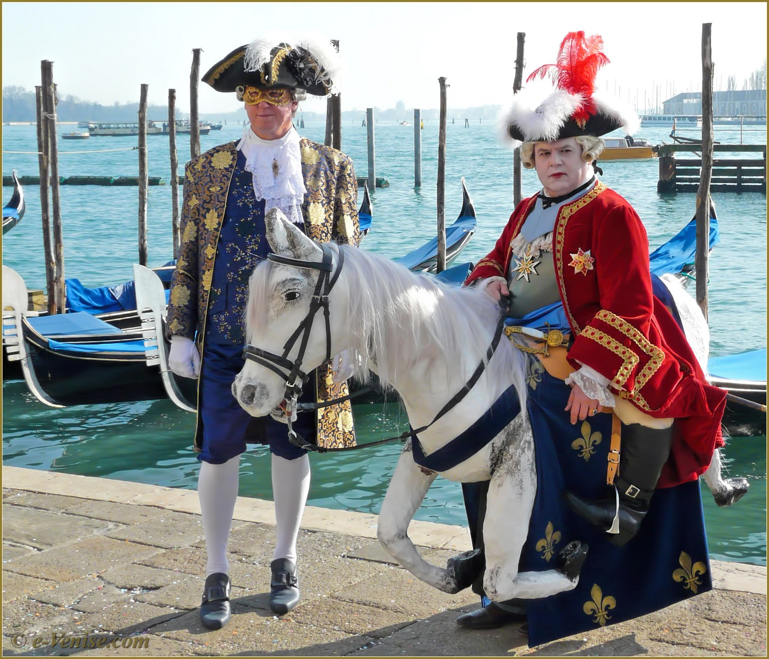Favorit Dates du Carnaval de Venise 2018 du 3 au 13 Février KZ45