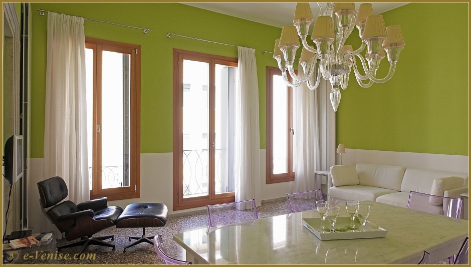 Idee Couleur Chambre Bebe Garcon : Le coin Salon de la Ca Leonardo  Agrandir La partie cuisine, sachez