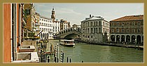 Location Appartement à Venise : Palazzo Lion Canal Grande au Cannaregio